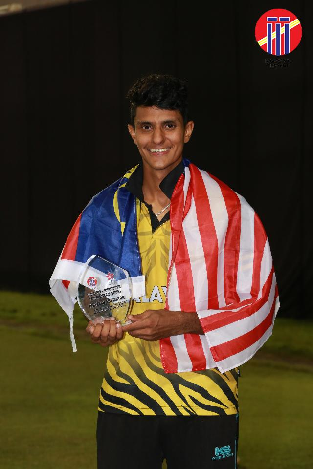 Malaysia put Hong Kong to the sword to go two-up