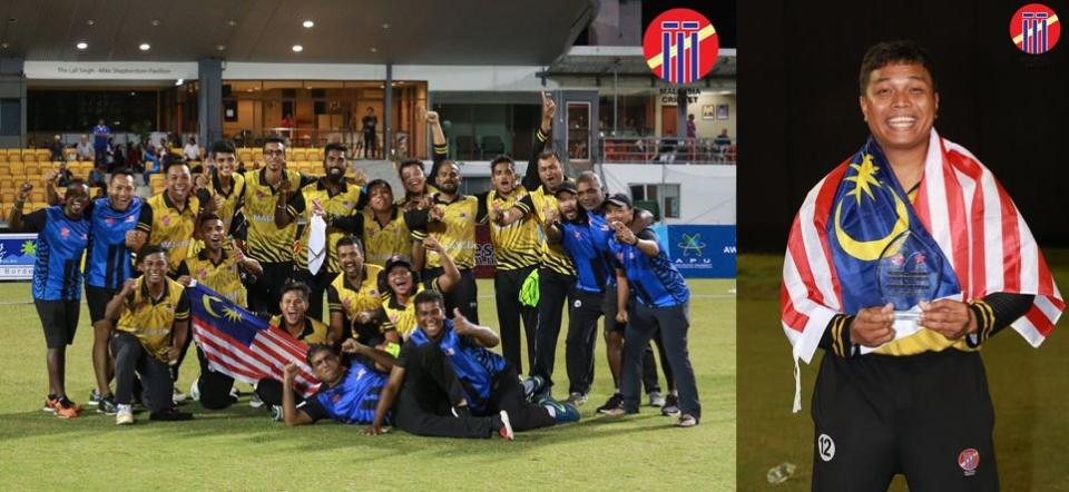 Faiz seals series for Malaysia with third win over Hong Kong