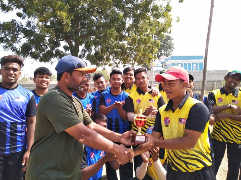 Malaysia?s Under-19 players show fine form on India tour