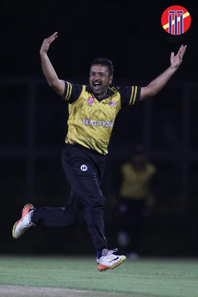 Khizar returns with a bang as Malaysia down Hong Kong