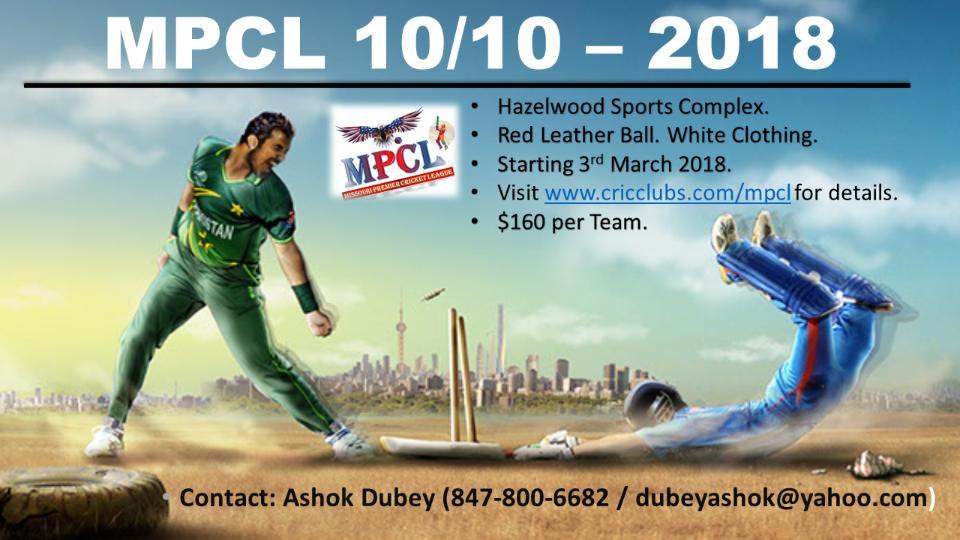 MPCL 10/10 - 2018