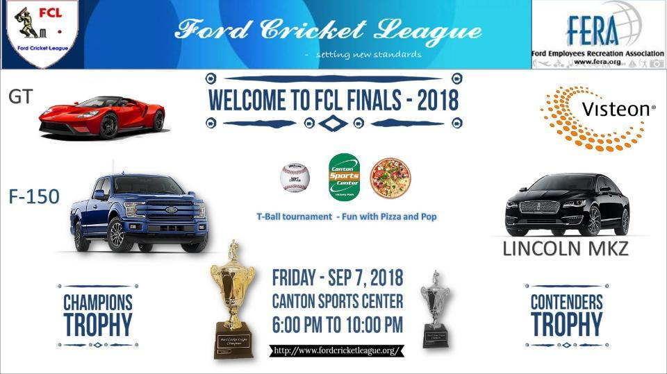 FCL - Ford Cricket League