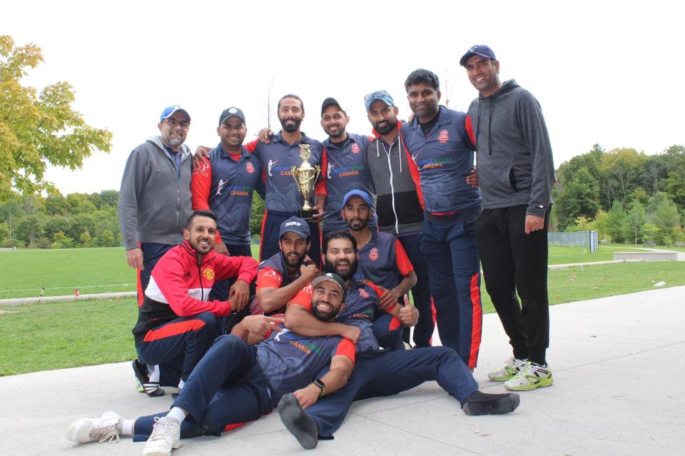 UNITED TITANS RED - T20 CHAMPIONS (2019)