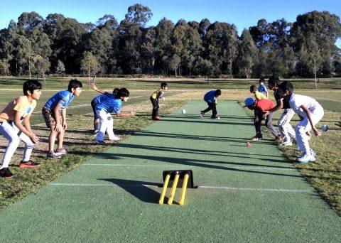 Play goes on even as school cricket comes to a standstill