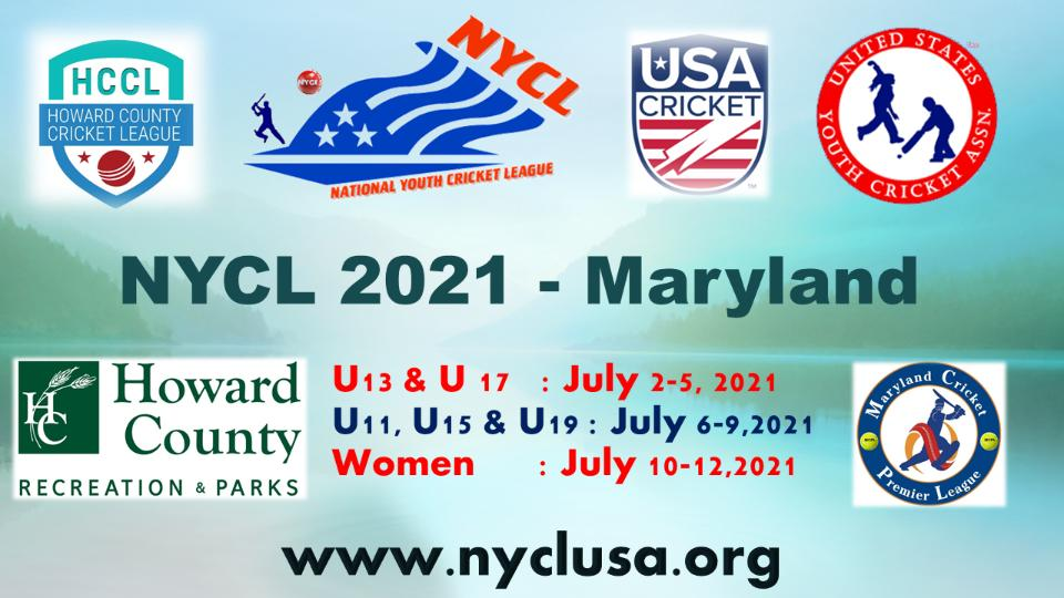 NYCL 2021 - Maryland