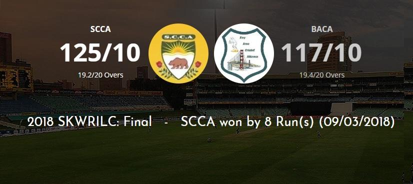 SCCA beats BACA in a thrilling final