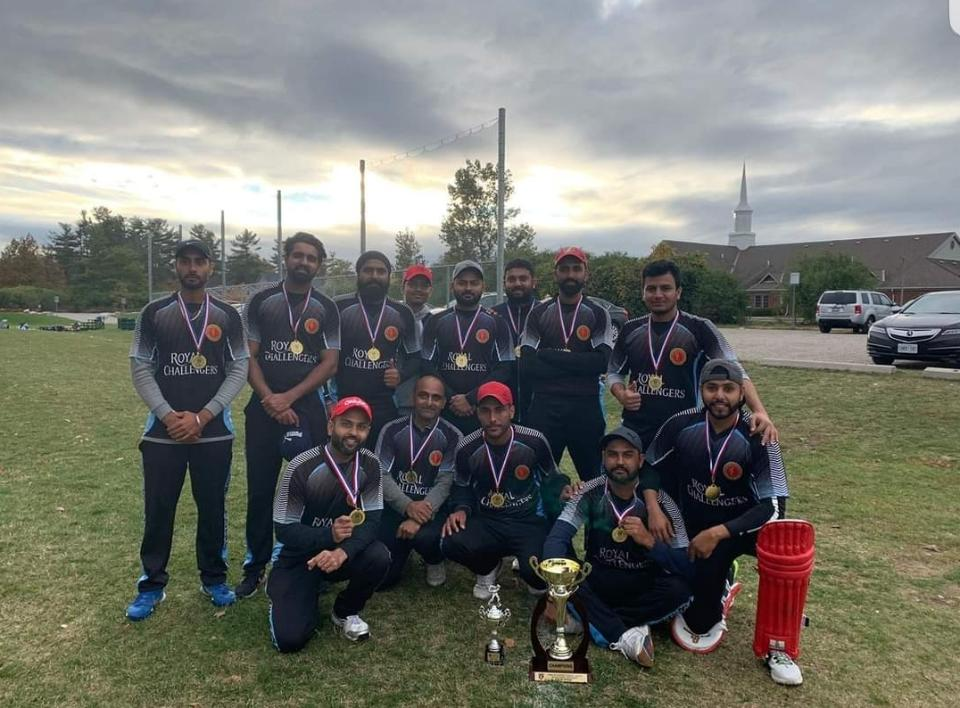 HDCL ED BURN T20 2020  ELITE DIV CHAMPIONS - Royal Challengers Cricket Club