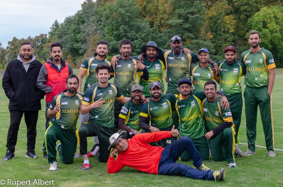 Niagara Cricket Club 2018 Elite Champions