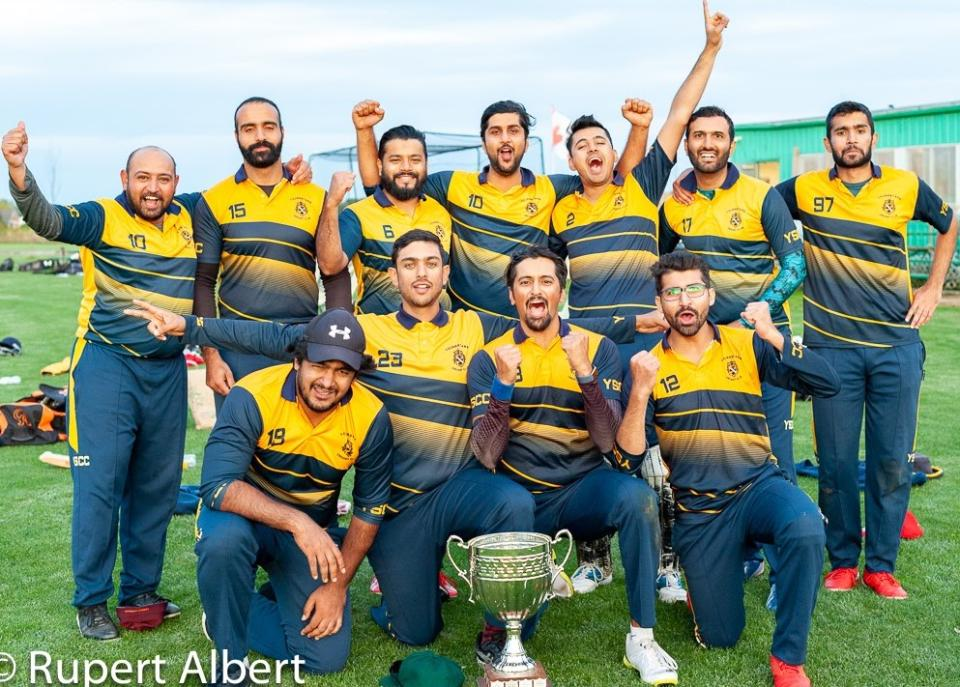 HDCL 2019 Premier Division Champions - Young Stars Cricket Club