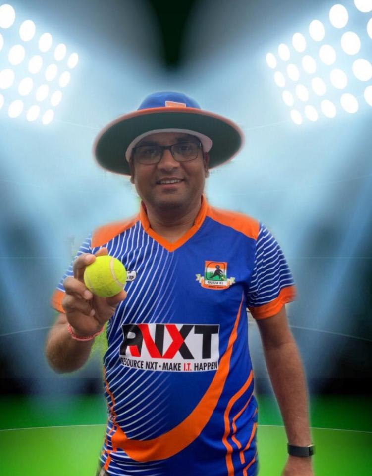 Great achievement Piyush Patel (Gujju XI), congrats for getting a hat-trick which doesn''t come often in MTBC. Awesome bowling!