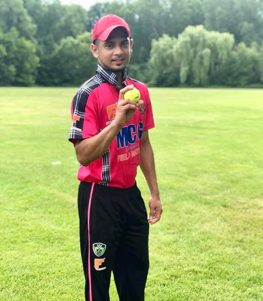 Congratulations Tauf Elahi Chowdhury, MCG, for super bowling and taking a hatrick in maiden season for the team in MTBC!