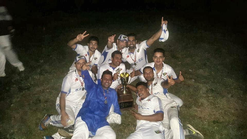 PMCL 2017 40-40 Champions BFL Cricket Club