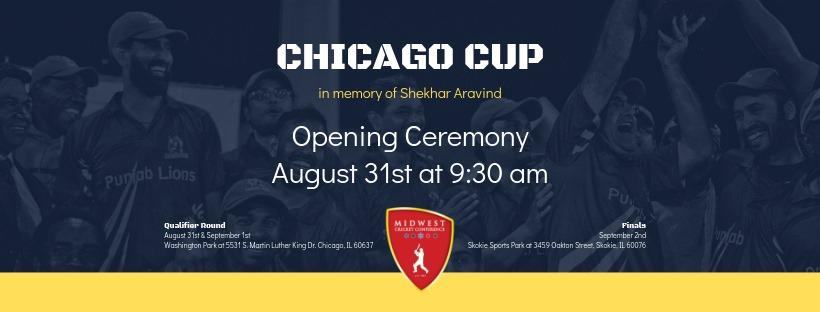 Chicago Cup 2018