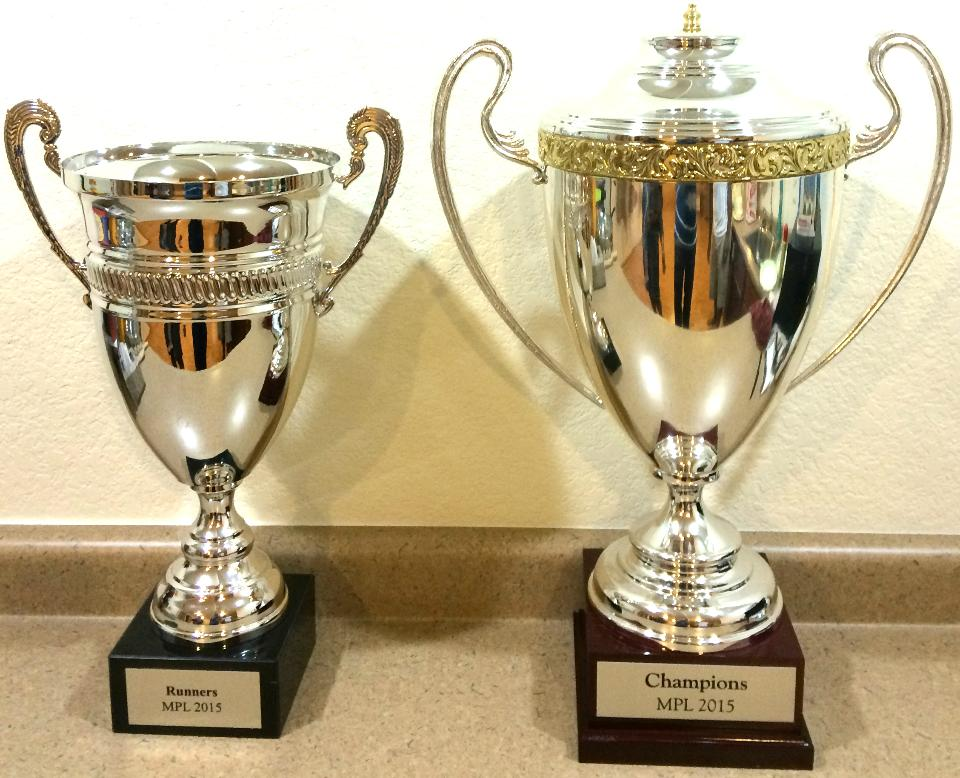 Runners & Winners Trophies