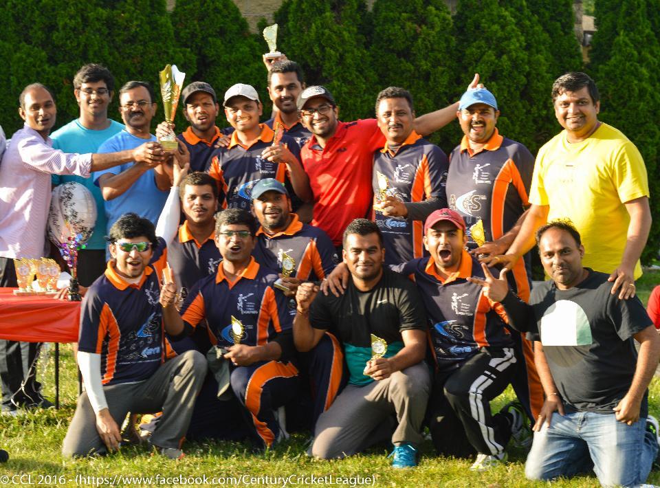 Raging Tigers - Winners