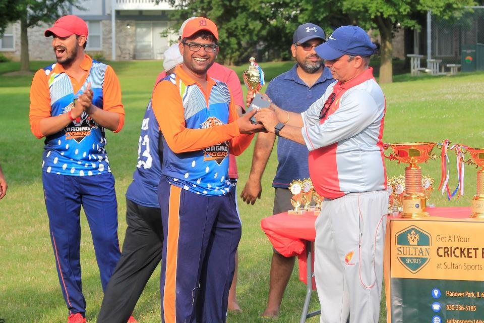 Man of the FINAL - Vinod Prahad (Raging Tigers).JPG