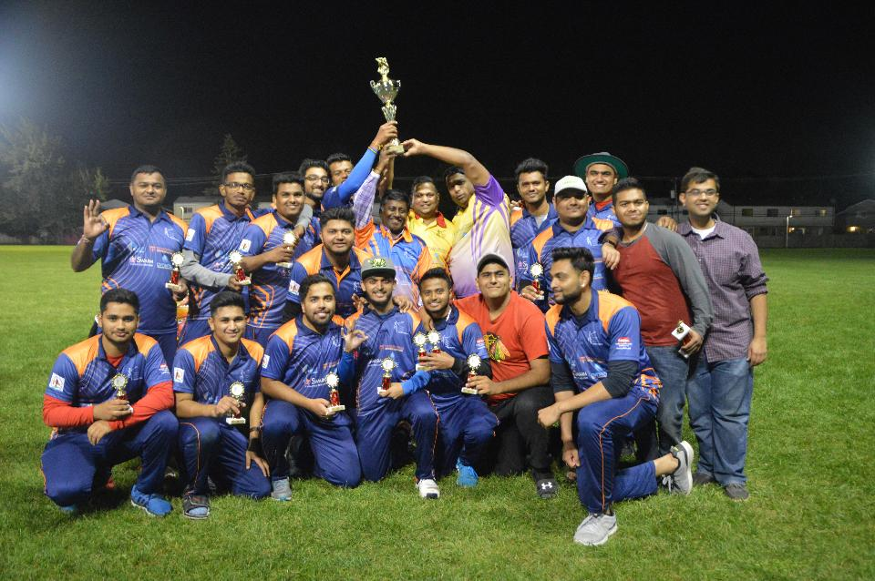 CCL 2017 Edition 2 - WINNERS (Dee park Dynamites)
