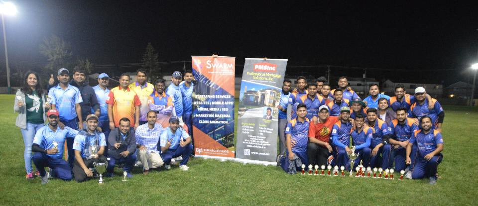 Finalists with Sponsors for CCL