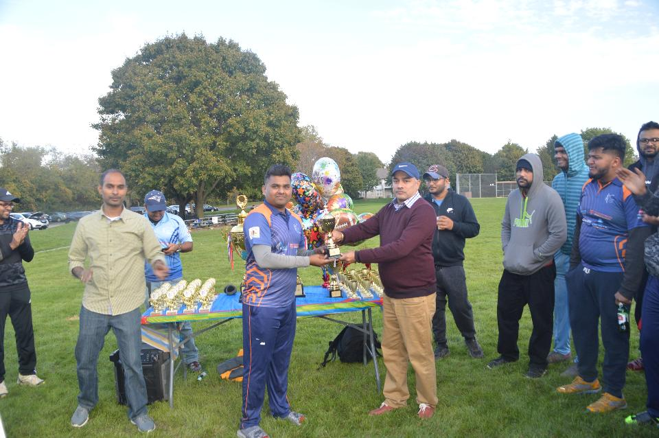 Best Batsman - Saurav Patel