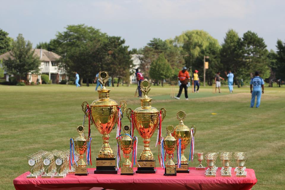 CCL 2018 Edition 1 Trophies