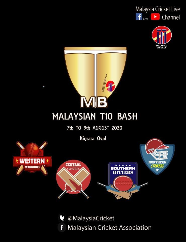 Malaysian T10 Bash 2020