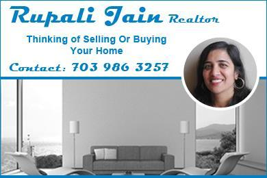 Rupali Jain Realtor - Carrington Real Estate Services