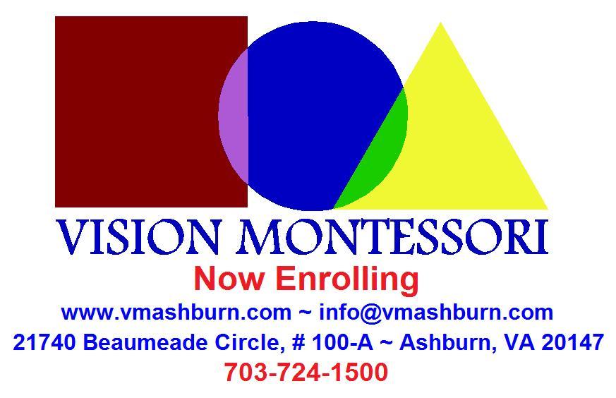 Vision Montessori Ashburn