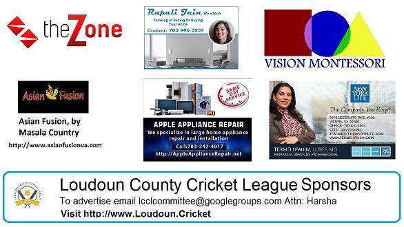 LCCL 2017 Sponsors