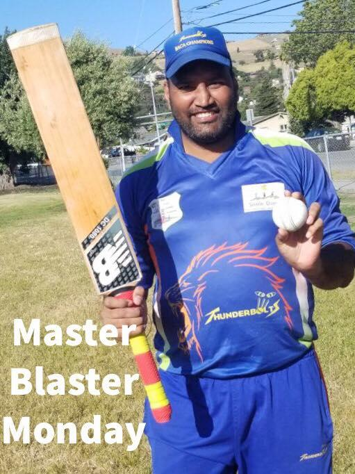 Santu Lel (Thunderbolts Lions): played 4 matches scored 213 runs at a strike rate of 106.5 and averages 71, Top Score: 77 in the 45 Overs league