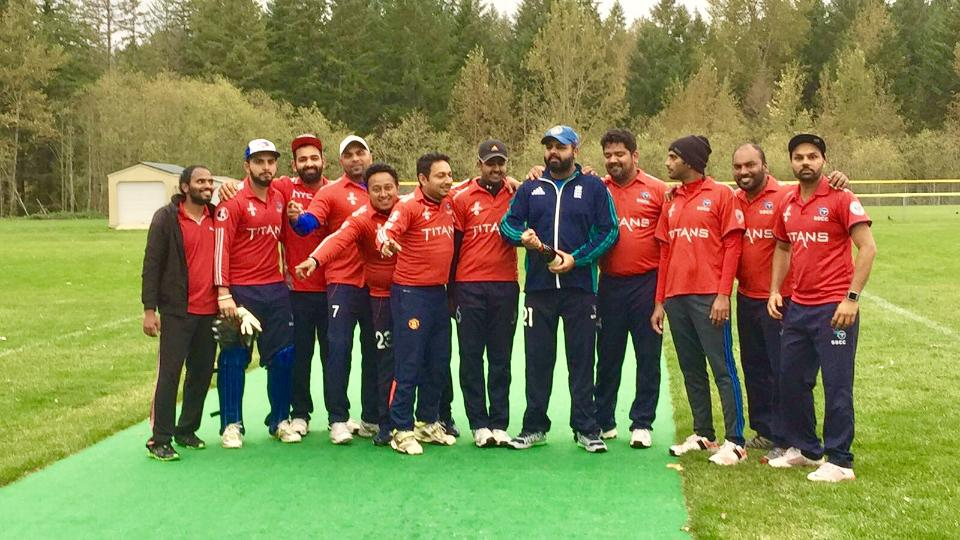 Div D Playoff Champions : Royal Challengers