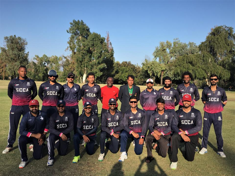 Victorious SCCA Team