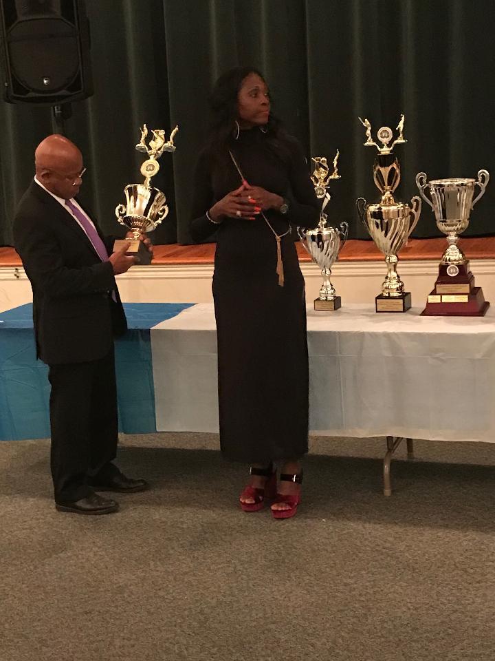 Dr. Leon Copeland & Mrs. Williams
