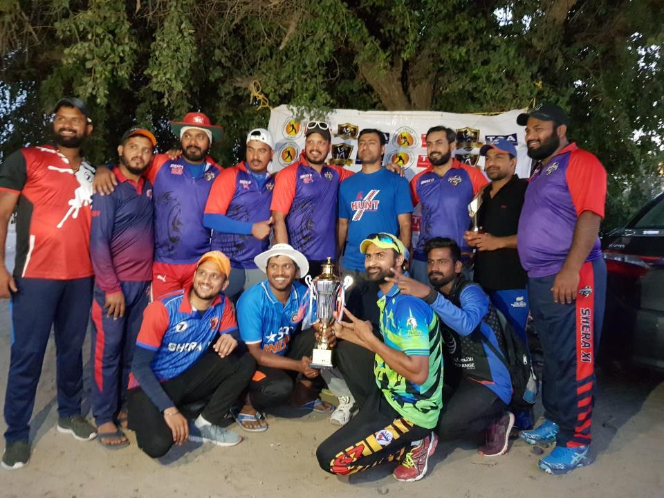 Tennisball Cricket Association Kuwait