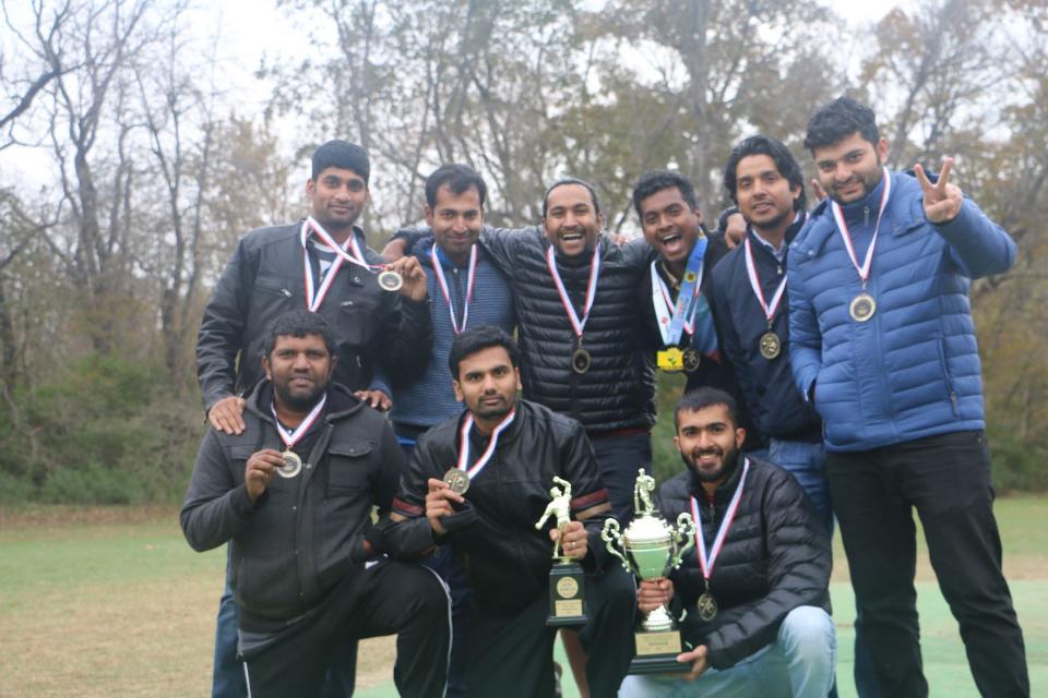 DIV B Champions KCC TOPEKA