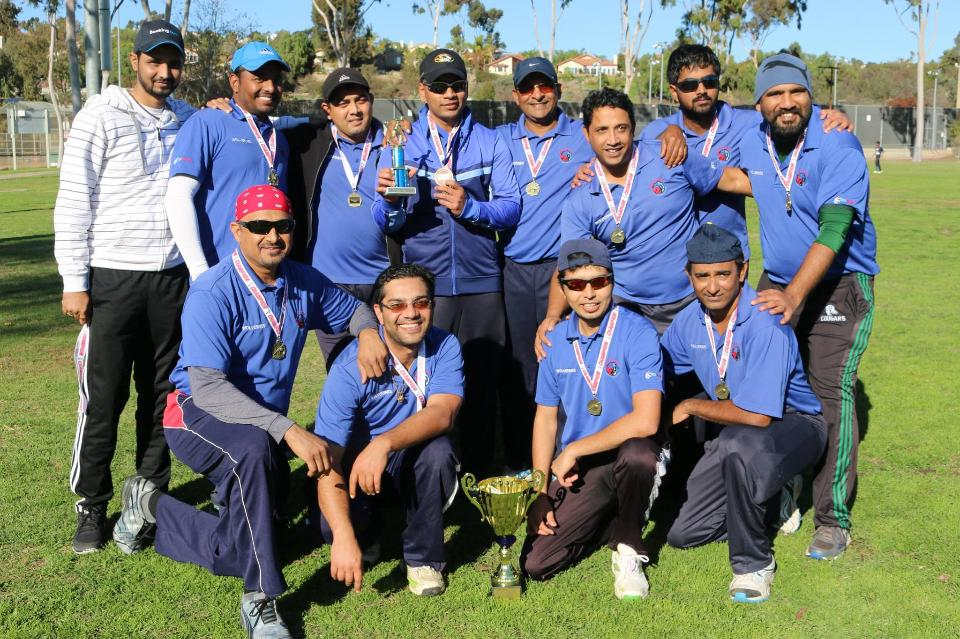 Wolverines: Champions Trophy 2016 Winners