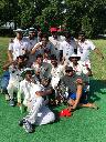 2018 Winners of 30 over tournament